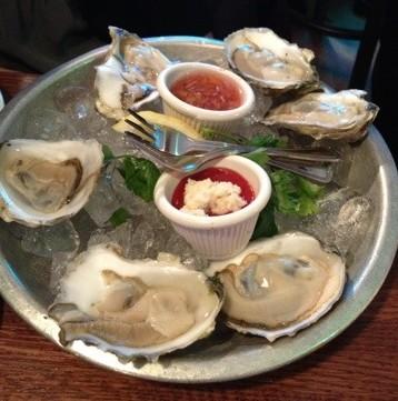 East Coast Grill, Inman Sq   Five Spoons